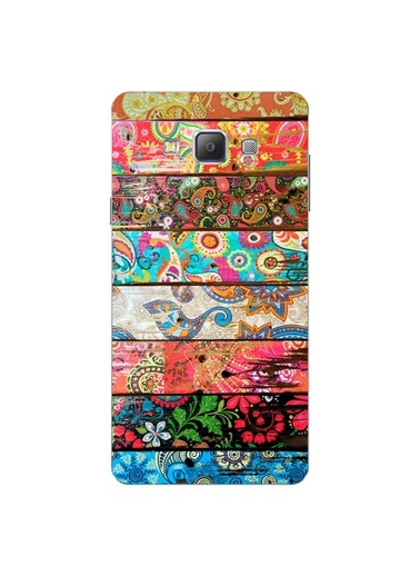Samsung A7 Kabartmalı Telefon Kılıfı-People's Cover